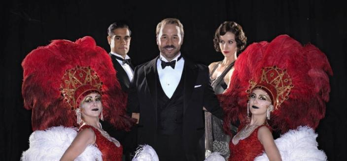 """Jeremy Piven is going to go one more round as """"Mr. Selfridge"""" (Photo: ITV)"""