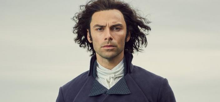 Aidan Turner as Ross Poldark in a snazzy new look. (Photo: Courtesy of Robert Viglasky/Mammoth Screen for BBC and MASTERPIECE)