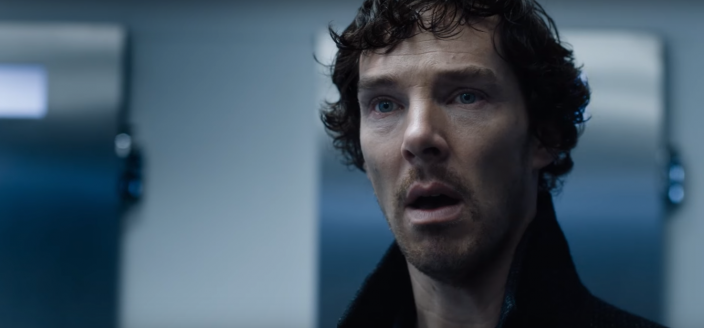 Sherlock Season 4 trailer screenshot