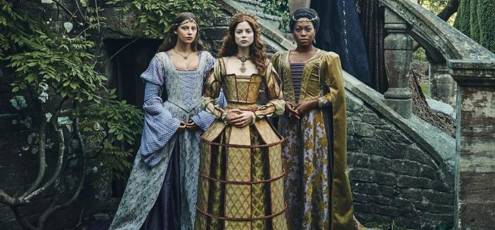 "The women of ""The Spanish Princess"" (Photo: Starz)"