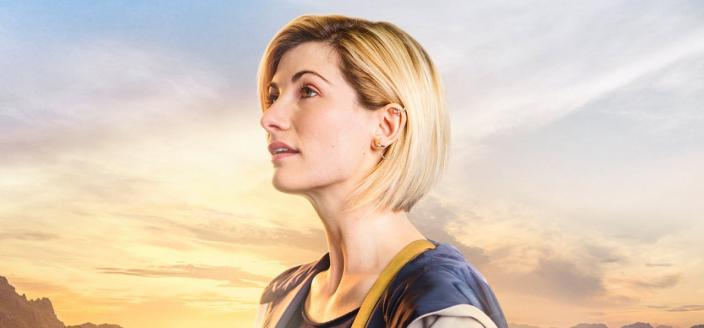 """Jodie Whittaker in """"Doctor Who"""" (Photo: BBC America)"""