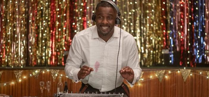 "Idris Elba in ""Turn Up Charlie"" (Photo: Netflix)"