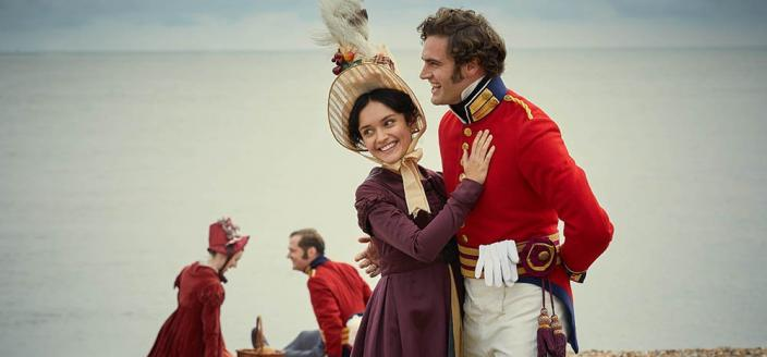 We're all living in Becky Sharp's world now (Photo: Amazon Prime)