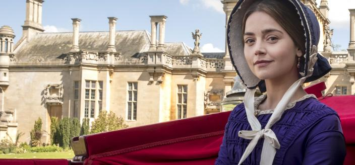 Jenna Coleman as Queen Victoria (Photo:  (Photo:  Courtesy of ©ITVStudios2017 for MASTERPIECE))