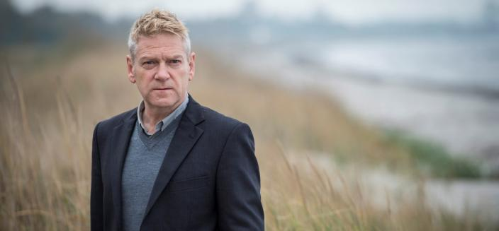 One last time: Kenneth Branagh as Kurt Wallander. (Photo: : Courtesy of Steffan Hill/Left Bank Pictures (Television) Limited/Yellow Bird 2015)