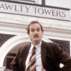 """John Cleese on """"Fawlty Towers"""". (Photo: BBC)"""