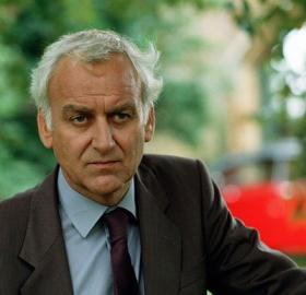 John Thaw as Inspector Morse (Photo: image courtesy of Executive Program Services)