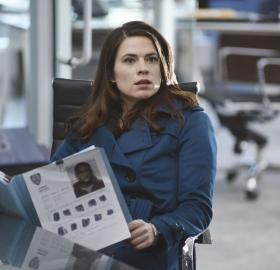 "British actress Hayley Atwell stars in ABC's legal drama ""Conviction"". (Photo:  (Photo: ABC/John Medland)"