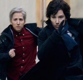 The Hillywood Show's Sherlock Parody (Photo: Hillywood Show/ YouTube)