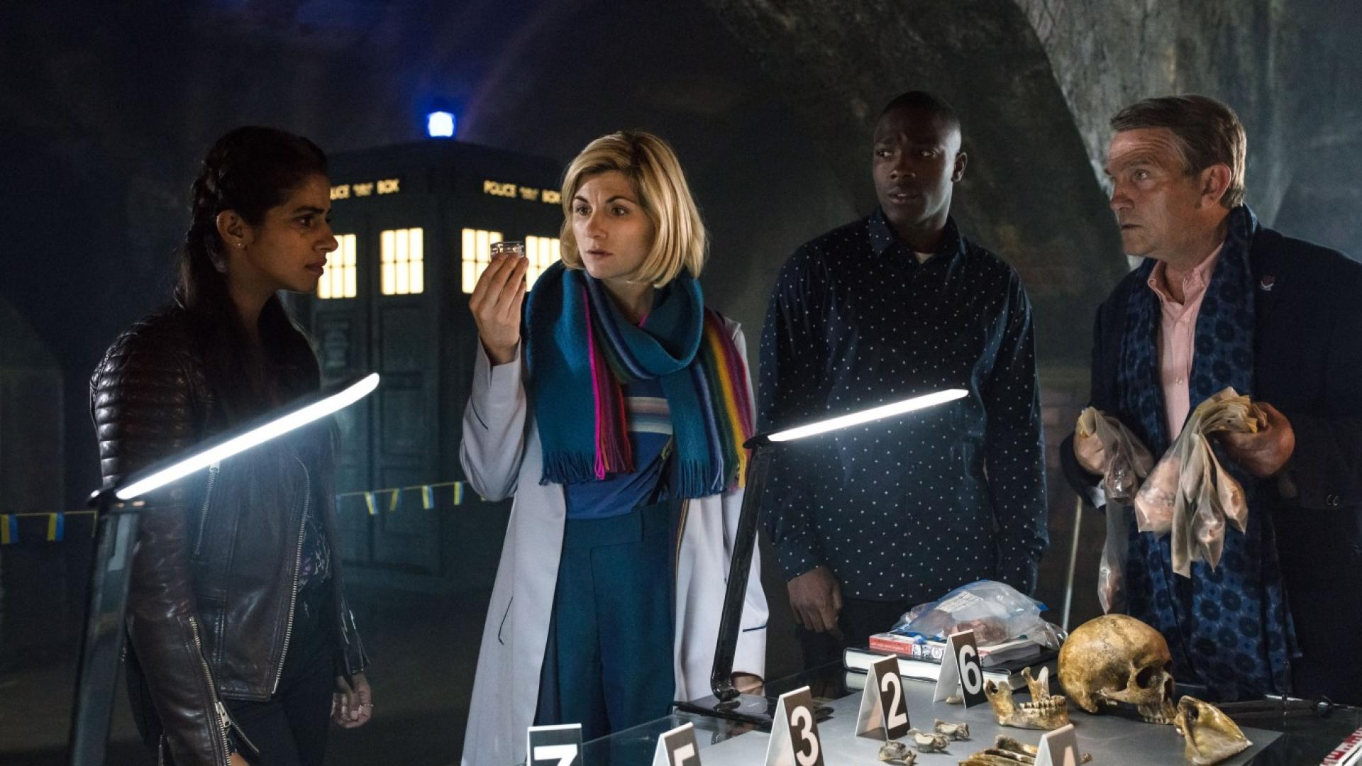 Doctor Who May Air Episodes In 2019 After All Telly Visions
