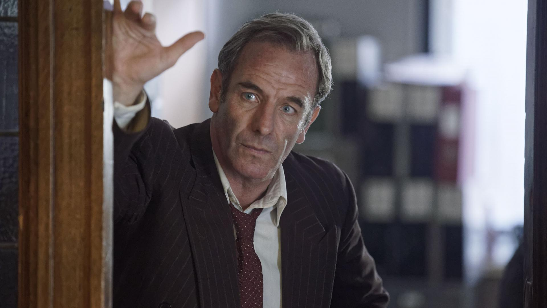 British Actors You Should Know: Robson Green | Telly Visions