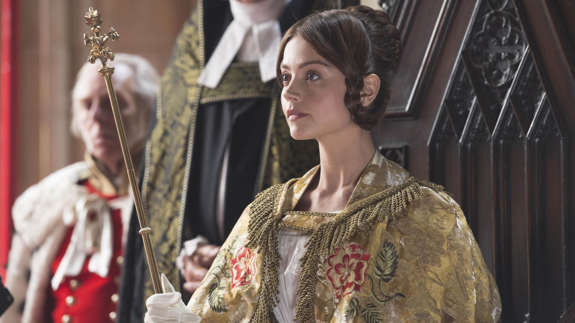 Helen Mccrory Leaving jenna coleman not leaving 'victoria' any time soon | telly