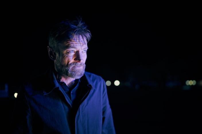 Richard Dormer as Fraser Walker. Credit: Courtesy of © Sky UK Limited.