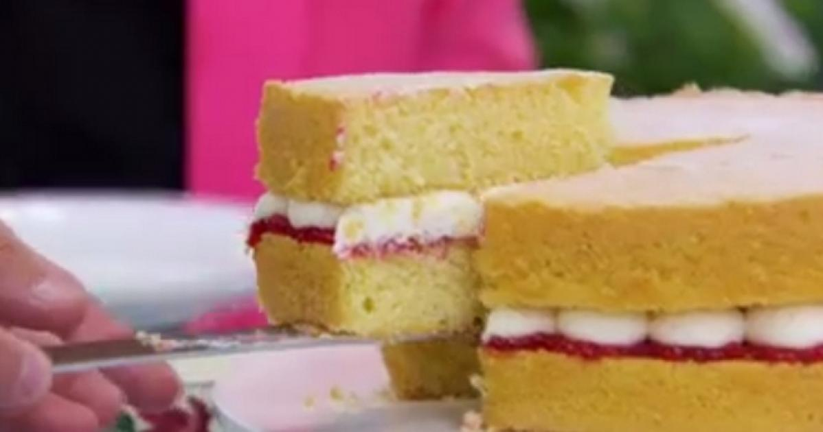 Bake Like The Great British Baking Show Victoria Sandwich Telly Visions