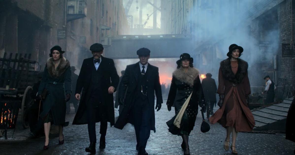 The Netflix Trailer for 'Peaky Blinders' Season 5 Promises a Violent Return for the Shelbys | Telly Visions