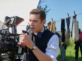 Tom Brittney behind the camera for Grantchester Season 7