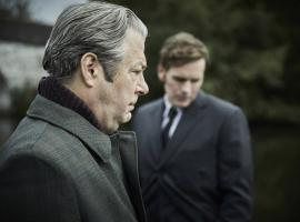 Roger Allam and Shaun Evans as Thursday and Morse in Endeavour