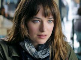 "Dakota Johnson in ""Fifty Shades of Grey"" (Photo: Universal Pictures)"