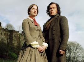 Ruth Wilson and Toby Stephens in Jane Eyre. (Photo: BBC)
