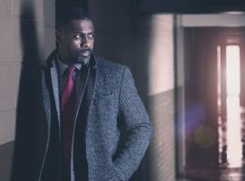 Idris Elba as DCI John Luther in 'Luther'