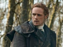 "Sam Heughan in ""Outlander"" (Photo: Starz)"