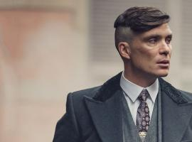 """Cillian Murphy as Tommy Shelby in """"Peaky Blinders"""" (Photo: Netflix)"""