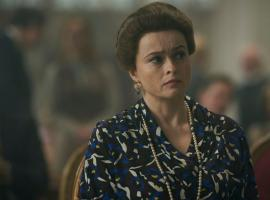 "Helena Bonham Carter in ""The Crown"" (Photo: Netflix)"