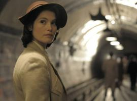 Catrin Cole (Gemma Arterton). Credit: Lionsgate/STX Entertainment
