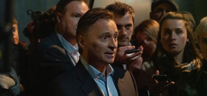 Prime Minister Robert Sutherland (Robert Carlyle). Courtesy of © Sky UK Limited.