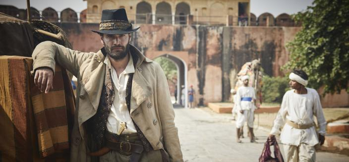 "Tom Bateman in ""Beecham House"" (Photo: Courtesy of ITV/FREMANTLE)"