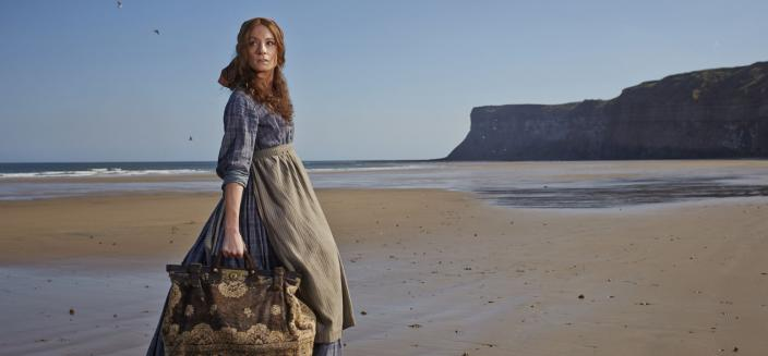 "Joanne Froggatt as Mary Cotton in ""Dark Angel"" (Photo: : Courtesy of Justin Slee/World Productions and MASTERPIECE)"