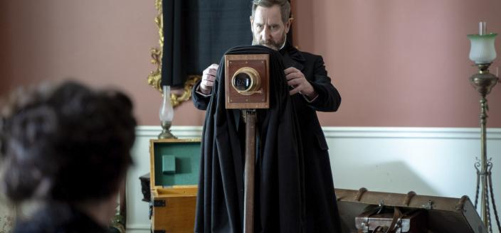 "Michael Smiley in ""Dead Still"" (Photo: Acorn TV)"