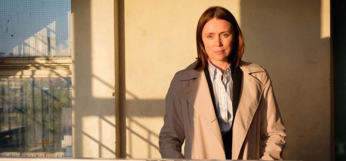 "Keeley Hawes in ""Honour"" (Photo: Britbox)"
