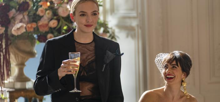 "Jodie Comer in ""Killing Eve"" Season 3 (Photo: Des Willie/BBC America)"
