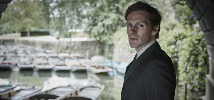 [Shaun Evans stars in Endeavour, as the cerebral detective Endeavour Morse. Image courtesy of ITV and MASTERPIECE ©2017