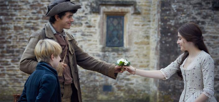 Drake and Morwenna are my new favorite thing. (Photo: Courtesy of Mammoth Screen for BBC and MASTERPIECE)