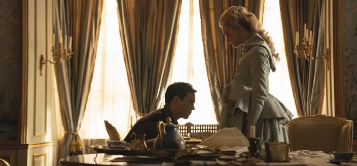"""Nicholas Hoult and Elle Fanning in """"The Great"""" Season 2 (Photo: Hulu)"""
