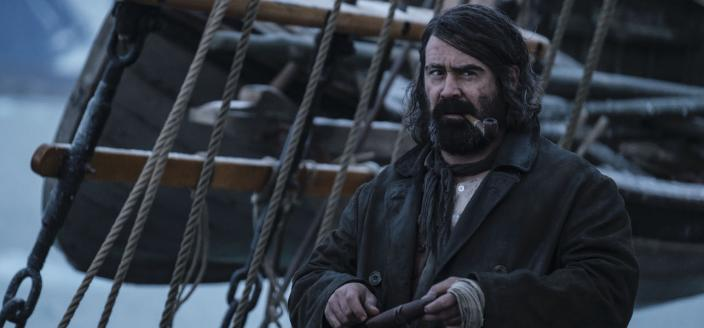 """Colin Farrell in """"The North Water"""" (Photo: AMC Networks)"""