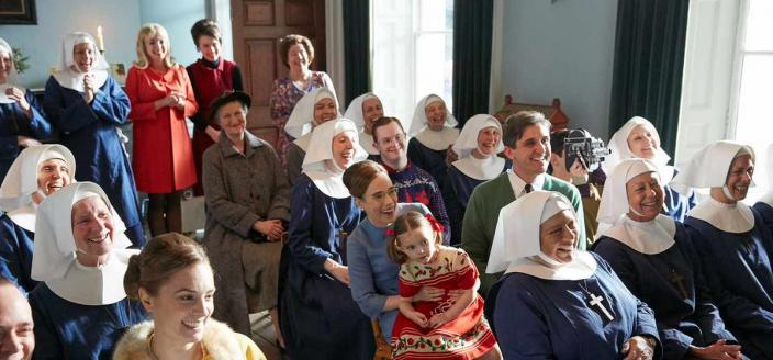 "The ""Call the Midwife"" 2018 holiday special (Photo: Neal Street Productions 2018)"