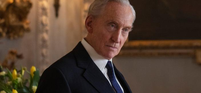 """Charles Dance in """"The Crown"""" (Photo: Netflix)"""