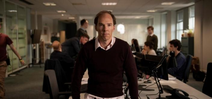 "Benedict Cumberbatch in ""Brexit"" (Photo: Channel 4)"