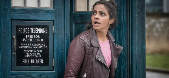 Mandip Gill in Doctor Who (Photo Credit: James Pardon/BBC America)