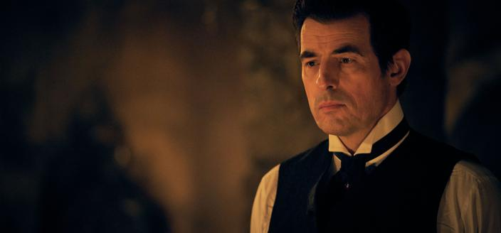 Claes Bang as Dracula (Photo: Netflix)