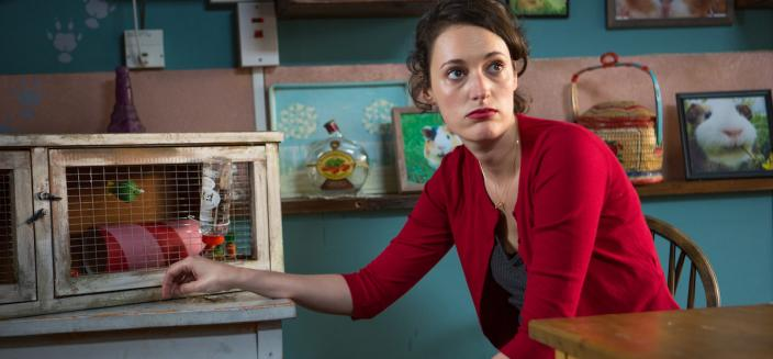 "Phoebe Waller-Bridge in ""Fleabag"" (Photo: Amazon)"
