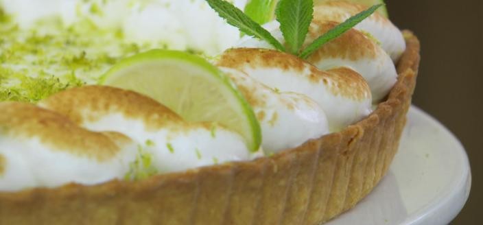 Ryan's Key Lime Pie Showstopper (Photo Credit: Courtesy of © Love Productions, worldwide, all media in perpetuity)