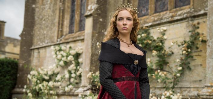 "Jodie Comer in ""The White Princess"" (Photo: Starz)"