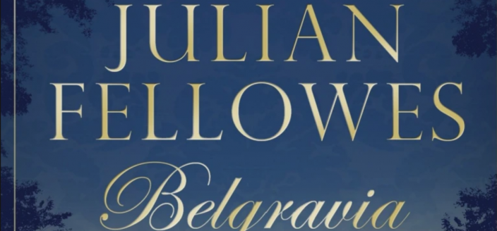 """The cover to Julian Fellowes' """"Belgravia"""" (Photo: Grand Central Publishing, Reprint 2017)"""
