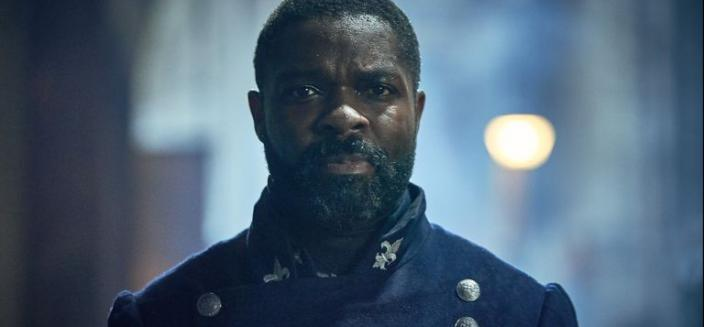 David Oyelowo. Photograph: BBC/Lookout Point/Laurence Cendrowicz
