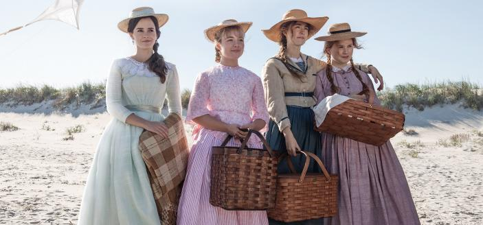 """The cast of the upcoming """"Little Women"""" (Photo: WILSON WEBB/COLUMBIA PICTURES)"""