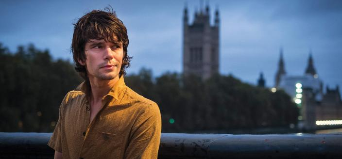 "Ben Whishaw in ""London Spy"" (Photo: BBC)"